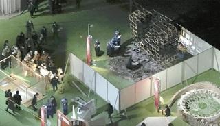 東京デザインウィーク火災死亡事故は刑事責任は業務上過失致死傷罪 民事は損害賠償責任の法的責任か